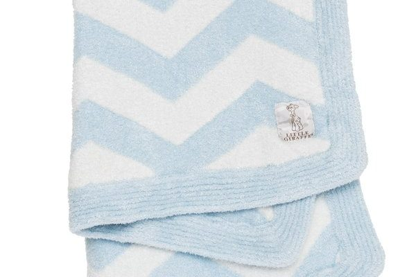 Dolce_Chevron_Baby_Blanket_Blue-0-display